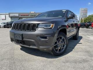 New 2021 Jeep Grand Cherokee 80th Anniversary | SUNROOF | LUXURY GRP | TOWING for sale in Listowel, ON