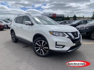 Used 2019 Nissan Rogue SL NAVIAGTION, 360 CAMERA, SUNROOF for sale in Midland, ON