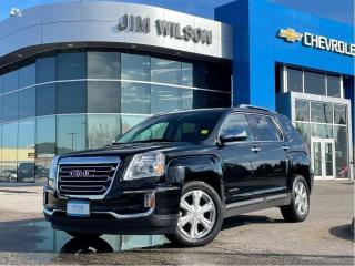 Used 2016 GMC Terrain AWD SLT 4CYL LEATHER ROOF NAV POWER LIFTGATE for sale in Orillia, ON