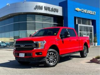 Used 2019 Ford F-150 XLT SPORT 4X4 5.0L BUCKET SEATS REAR CAMERA for sale in Orillia, ON