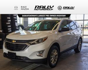 Used 2018 Chevrolet Equinox LS for sale in Prince Albert, SK