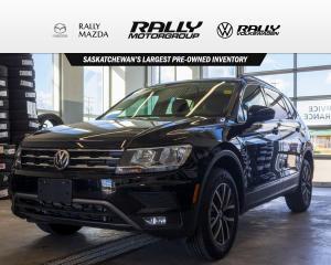 Used 2020 Volkswagen Tiguan COMFORTLINE for sale in Prince Albert, SK