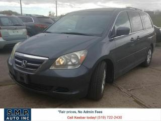 Used 2006 Honda Odyssey EX for sale in Kitchener, ON