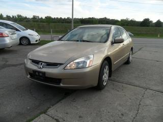 Used 2005 Honda Accord LX-G for sale in Kitchener, ON