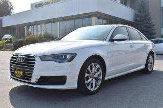Used 2016 Audi A6 2.0T Progressiv - No Accidents for sale in Oakville, ON