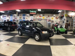 Used 2004 Ford Escape AUTO CRUISE CONTROL for sale in North York, ON