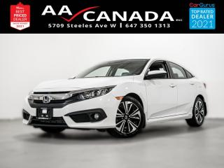Used 2017 Honda Civic EX-T for sale in North York, ON