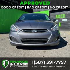 Used 2016 Hyundai Accent GL for sale in Calgary, AB
