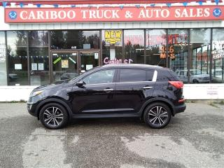 Used 2016 Kia Sportage for sale in Quesnal, BC