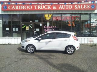 Used 2016 Ford Fiesta for sale in Quesnal, BC