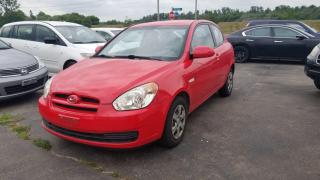 Used 2007 Hyundai Accent GS for sale in Kitchener, ON