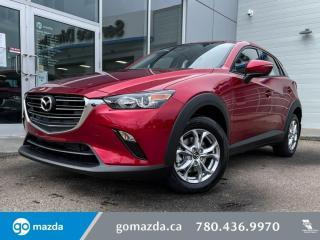 New 2021 Mazda CX-3 GS for sale in Edmonton, AB