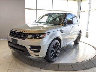 Used 2015 Land Rover Range Rover Sport Autobiography Two tone Interior for sale in Edmonton, AB