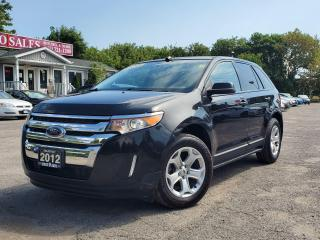 Used 2012 Ford Edge SEL for sale in Oshawa, ON