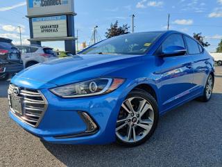 Used 2017 Hyundai Elantra SE LEATHER, SUNROOF for sale in Ottawa, ON