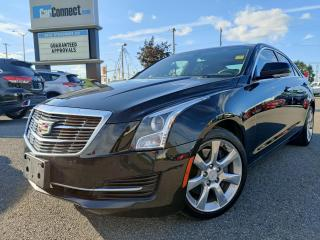 Used 2016 Cadillac ATS Luxury Collection AWD for sale in Ottawa, ON