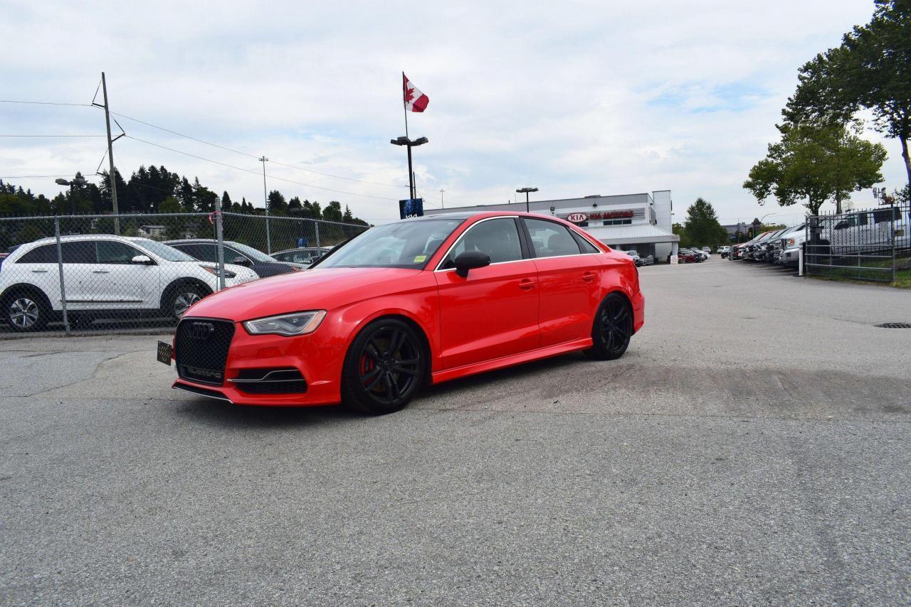 2016 Audi S3 2.0 TFSI QUATTRO TECHNIK