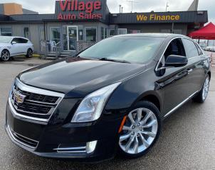 Used 2017 Cadillac XTS Luxury Bose Sound System, Sunroof, Navigation, AWD, Leather Interior, Heated Seats for sale in Saskatoon, SK