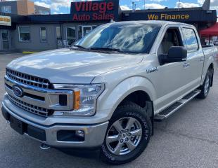 Used 2018 Ford F-150 XLT FOG LIGHTS, TOW PACKAGE, 4X4, BACKUP CAMERA, NAVIGATION, BLUETOOTH for sale in Saskatoon, SK