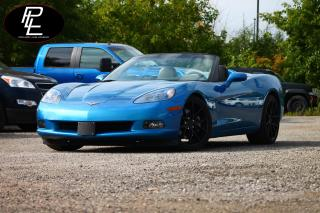 Used 2009 Chevrolet Corvette CERTIFIED | 6.2L V8 | CONVERTIBLE | for sale in Bolton, ON