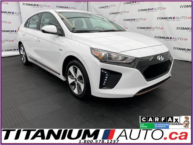 2018 Hyundai IONIQ SE+204 KMs Range+GPS+Blind Spot+Smart Key+Camera