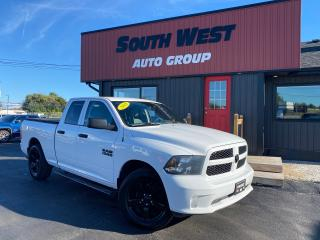 Used 2018 RAM 1500 4X4|Backup|Bluetooth|Alloys|Tonneau Cover|TowPkg for sale in London, ON