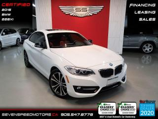 Used 2015 BMW 2 Series for sale in Oakville, ON