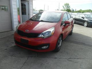 Used 2012 Kia Rio LX for sale in Kitchener, ON