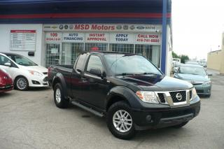 Used 2014 Nissan Frontier SV 4X4 for sale in Toronto, ON