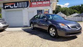 Used 2008 Nissan Altima for sale in Edmonton, AB