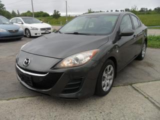 Used 2010 Mazda MAZDA3 GX for sale in Kitchener, ON