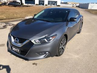Used 2017 Nissan Maxima S for sale in Cambridge, ON