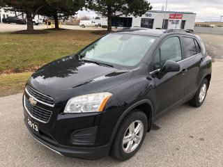 Used 2013 Chevrolet Trax LT for sale in Cambridge, ON