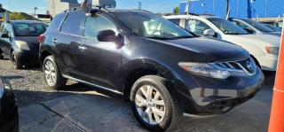 Used 2011 Nissan Murano SL CUIR GARANTIE 1 ANS for sale in Pointe-aux-Trembles, QC