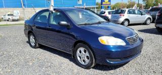 Used 2007 Toyota Corolla FULL EQUIP GARANTIE 1 ANS for sale in Pointe-aux-Trembles, QC