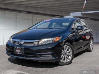 Used 2012 Honda Civic EX   LOCAL TRADE for sale in Niagara Falls, ON