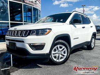 Used 2020 Jeep Compass SPORT APPERANCE GROUP | WONT LAST LONG!! for sale in Etobicoke, ON