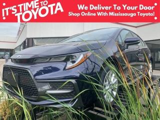 New 2022 Toyota Corolla SE CVT COROLLA SE CVT for sale in Mississauga, ON