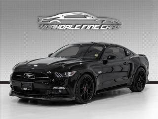 Used 2015 Ford Mustang Fastback GT 5.0L Lots Of Upgrade for sale in Concord, ON