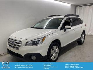 Used 2017 Subaru Outback 2.5i for sale in Yarmouth, NS