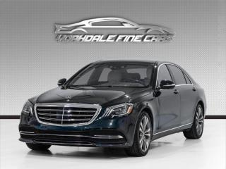 Used 2018 Mercedes-Benz S-Class S 560 Long Base. DVD, for sale in Concord, ON