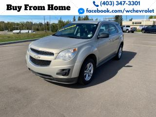Used 2011 Chevrolet Equinox LS for sale in Red Deer, AB