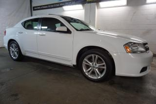 Used 2013 Dodge Avenger SXT CERTIFIED 2YR WARRANTY *1 OWNER*FREE ACCIDENT* HEATED SEATS CRUISE ALLOYS for sale in Milton, ON