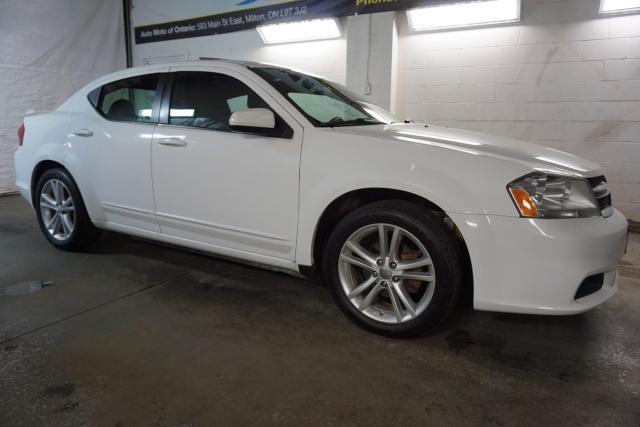 2013 Dodge Avenger SXT CERTIFIED 2YR WARRANTY *1 OWNER*FREE ACCIDENT* HEATED SEATS CRUISE ALLOYS