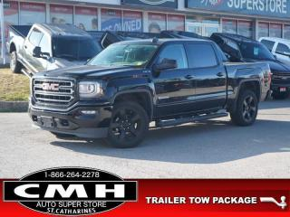 Used 2017 GMC Sierra 1500 SLE  ELEVATION NAV CAM HTD-SEATS 20-AL for sale in St. Catharines, ON
