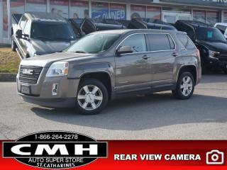 Used 2011 GMC Terrain SLE-1  CAM P/SEAT PWR-GROUP A/C 17-AL for sale in St. Catharines, ON