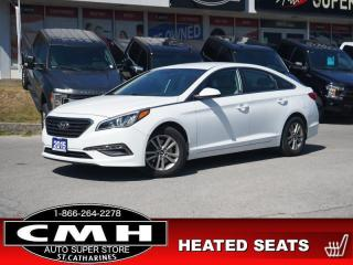 Used 2015 Hyundai Sonata for sale in St. Catharines, ON