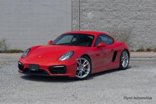 Used 2014 Porsche Cayman S Sport Chrono, Sport Design Package for sale in St. Catharines, ON
