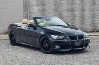 Used 2008 BMW 3 Series 335i Convertible Manual, RWD AS-IS for sale in St. Catharines, ON