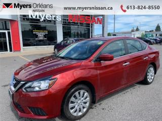 Used 2019 Nissan Sentra SV CVT  - Heated Seats - $117 B/W for sale in Orleans, ON